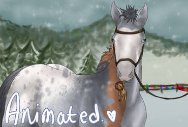 Faries in Winter animated by Episkeeyy