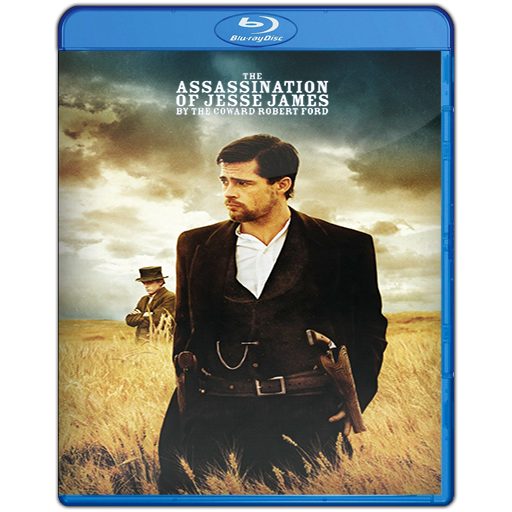 The Assassination Of Jesse James Movie Folder Icon by ThaJizzle