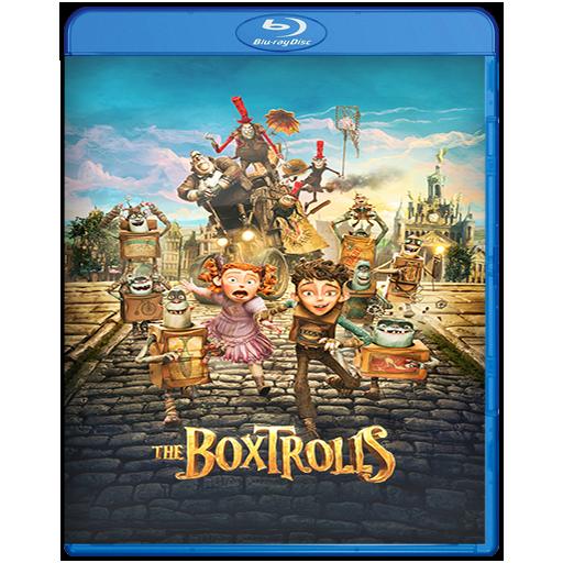 The Boxtrolls Movie Folder Icons by ThaJizzle