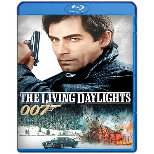 The Living Daylights Movie Folder Icons by ThaJizzle