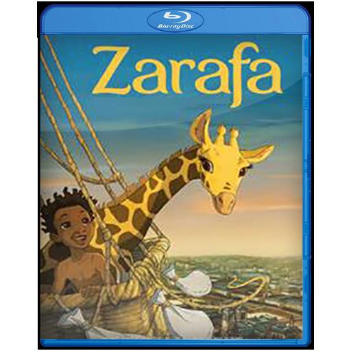 Zarafa Movie Folder Icons by ThaJizzle