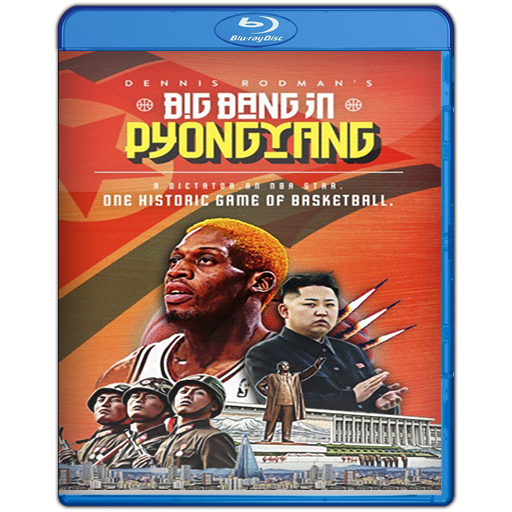 Dennis Rodman's Big Bang In Pyongyang Movie Folder by ThaJizzle on