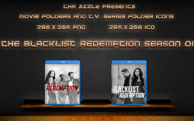 The Blacklist - Redemption T.V. Series Icons