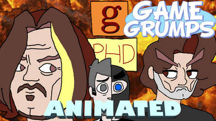 g - Game Grumps Animated by Blaappy