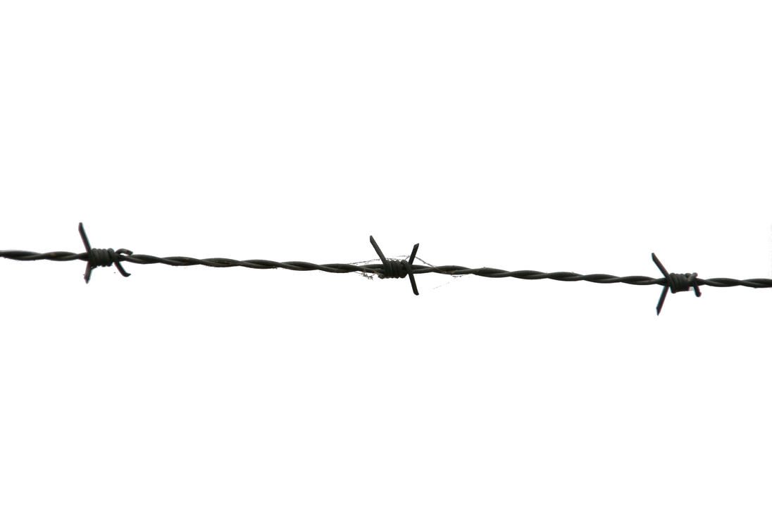 Barbed Wire by GreenFroggy489 on DeviantArt