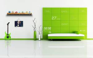 Serene Green by EnnuiedImp
