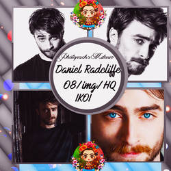 Daniel Radcliffe by PhotopacksMilenio