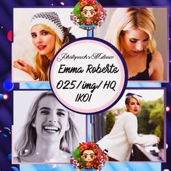 Emma Roberts by PhotopacksMilenio