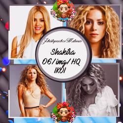 Shakira by PhotopacksMilenio