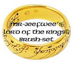 Weapons of Lord of the Rings