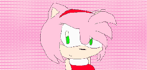 Amy Rose by Flipnoter-4-Life