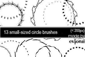 small circles by evionn