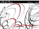 big swirl brushes