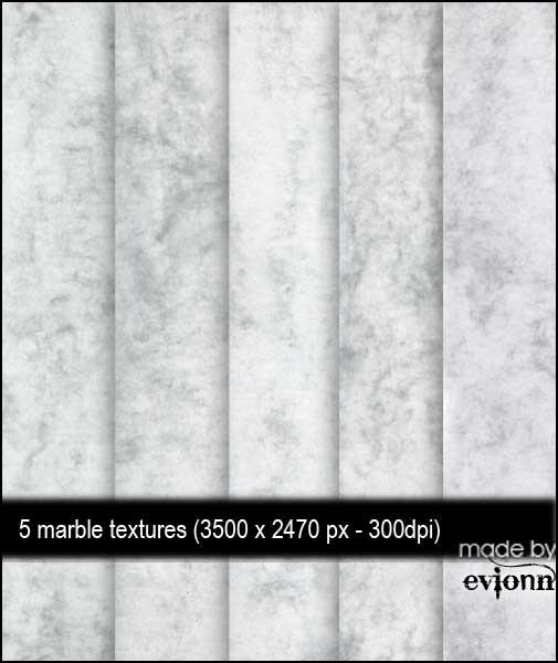 Textures 05 - grey marble paper by evionn