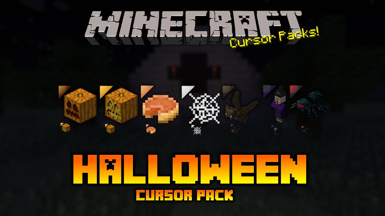 Must see Wallpaper Minecraft Halloween - minecraft_halloween_cursor_pack_by_dakotaatokad-d6oxn9n  You Should Have_45430.png