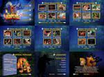 Scooby-Doo on Zombie Island DVD Menus