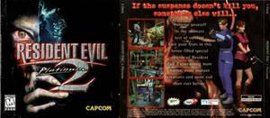 Resident Evil 2 Platinum Box-Art (PC)