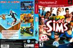 The Sims PS2 Box-Art