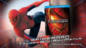 Spiderman Trilogy Blu-Ray Menus