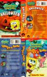 SpongeBob VHS Box-art Scans