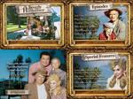 The Beverly Hillbillies Season 2 DVD Menus