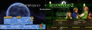 Scooby Doo (2002/2004) Blu Ray Menus