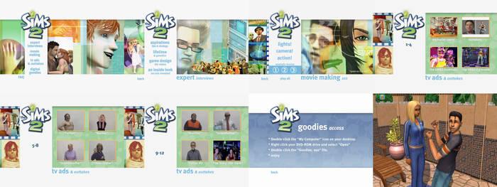 Sims 2 DVD Ed. Bonus Disc