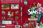 The Sims 2 Seasons (PC CD-ROM) Box-Art