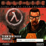 Half-Life Game Of The Year Edition (PC CD-ROM) Art