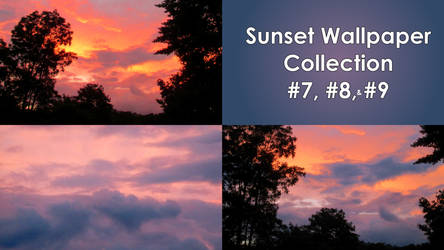 Sunset Wallpapers 7-9