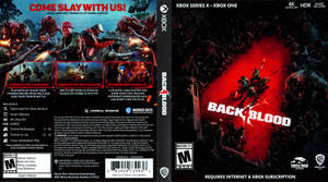 Back 4 Blood (Xbox) Box-Art