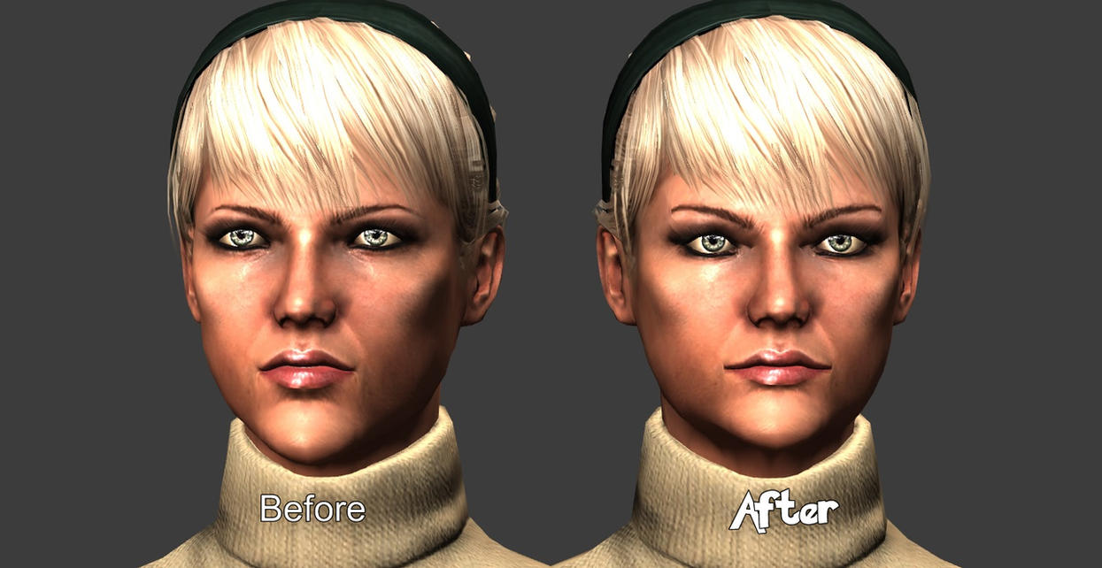 Gwen Stacy's New Face Pose By MichealJordy On DeviantART