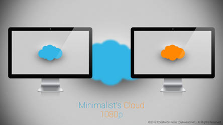 Minimalist's Cloud by DaAwesome1