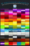 77 Photoshop Gradients