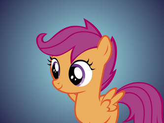 Scootaloo Flash Puppet Rig FV by Ponies-in-Reverse
