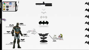 Batman Rainmeter Skins