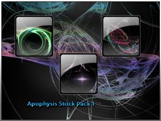 Apophysis Stockpack 1