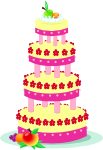 Marzipan Mascarpone Meringue Madness [SVG] by 404compliant