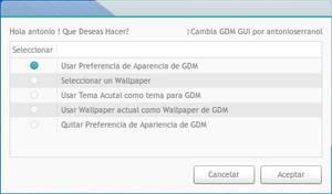 Change GDM GUI by asl2690