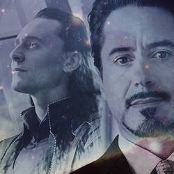 Under the starry night [FrostIron fanfic]