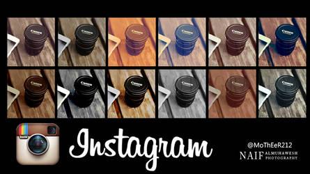 Instagram Actions by MoThEeR-212