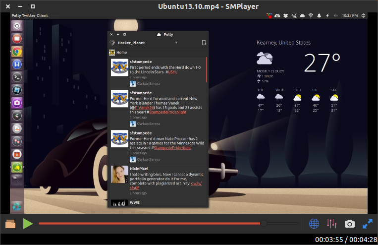 Numix-SMPlayer Icon Theme by rstreeter