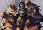 Ascension 30 - Snow White WIP by LauraBevon