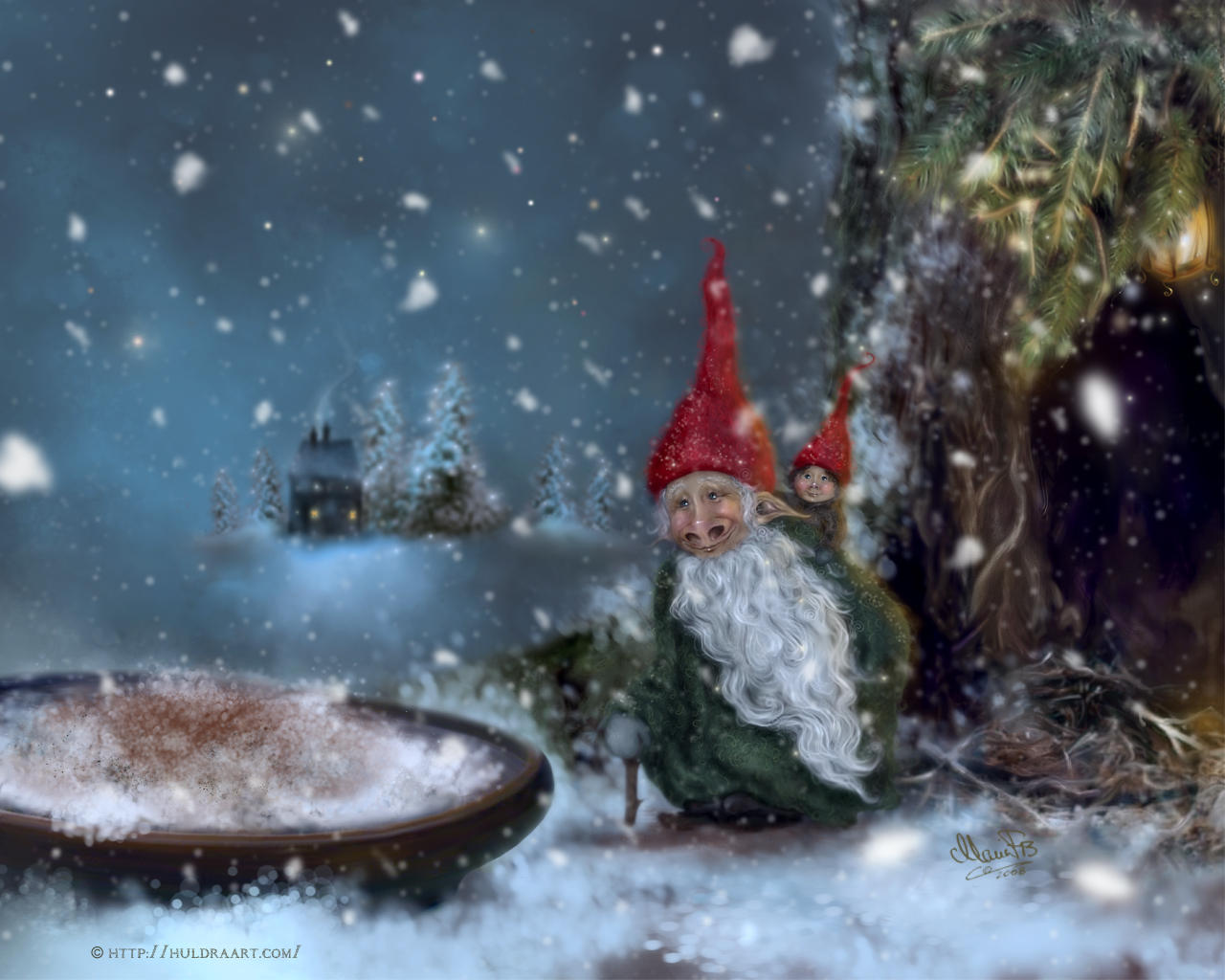 Tomte by Sussi1