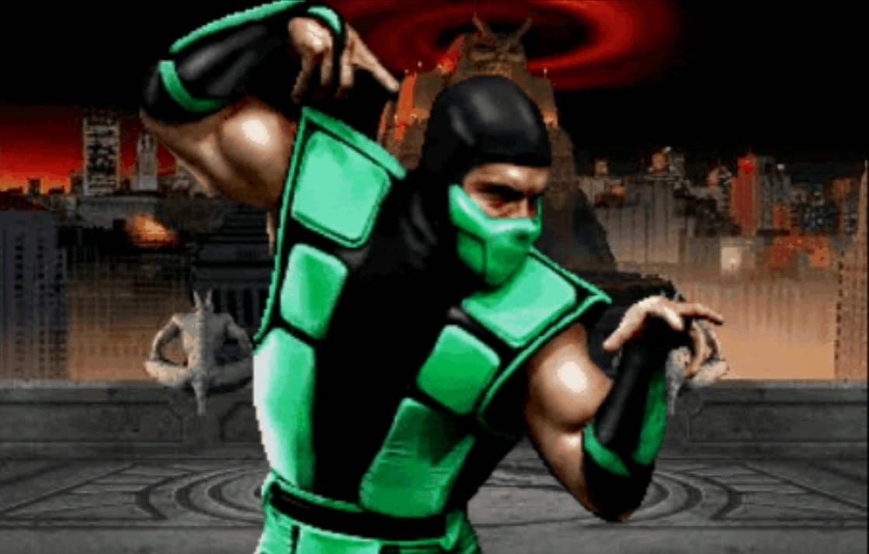Chameleon - Mortal Kombat Trilogy by 4PAR3C1D0 on DeviantArt