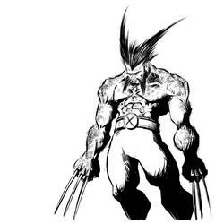 Wolverine Claw pop gif