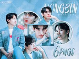[PACK PNG]Hongbin (VIXX)