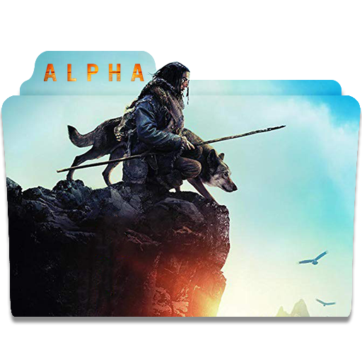 Alpha - Folder icon by hassanalmokadem on DeviantArt