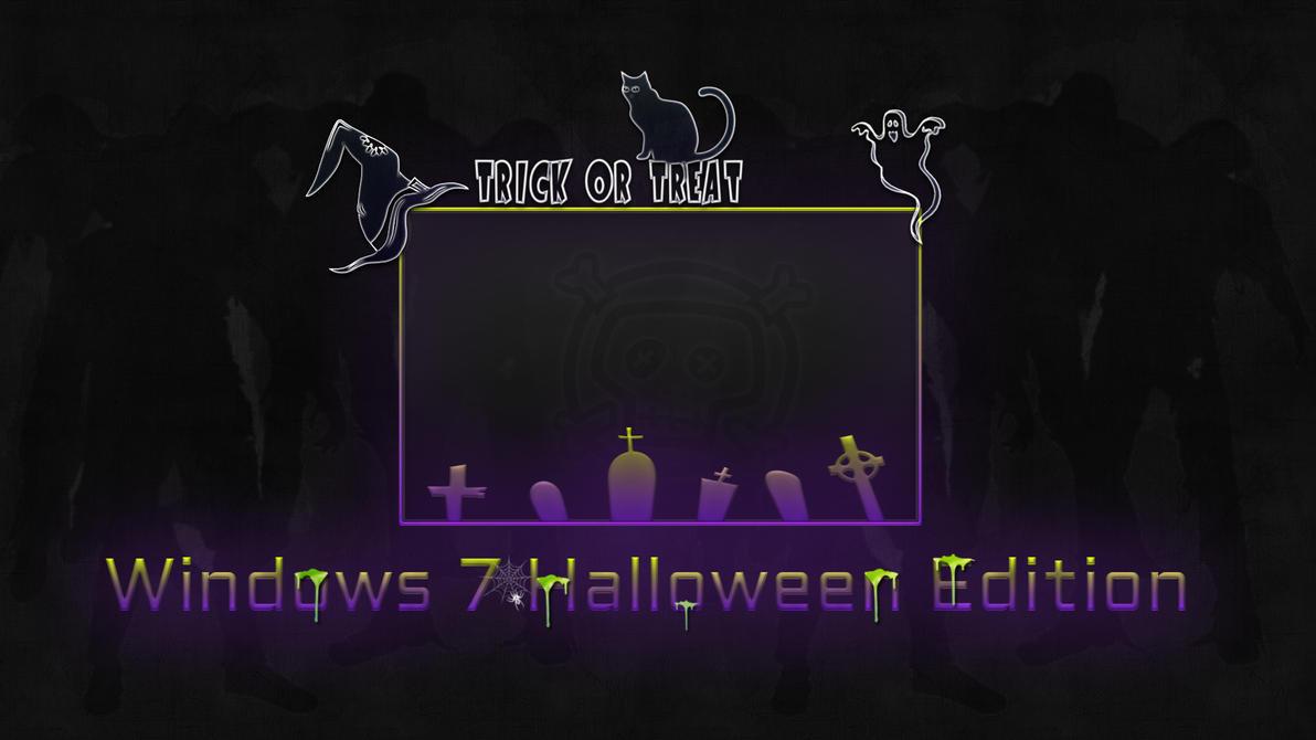Halloween Logon 2017 for Windows 7