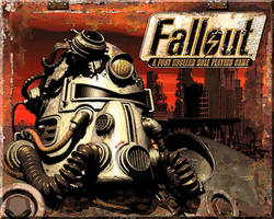 Fallout XP Logon by effeevee